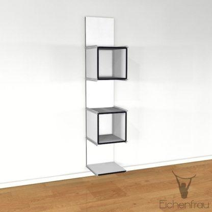 Eichenfrau Büroschrank form500-33 CDF Weiss