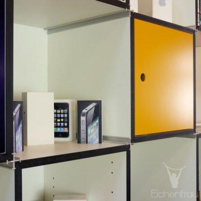Eichenfrau Büroschrank form500-37 CDF Weiss 04