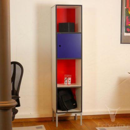 Eichenfrau Büroschrank form500-38 CDF Weiss 01