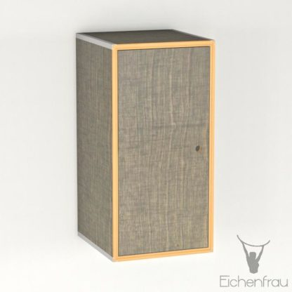 Eichenfrau Eintüriger Schrank form500-46 Multiplex Schlamm