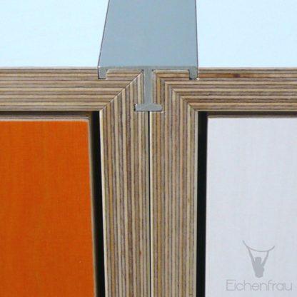Eichenfrau T-Verbinder Detailfoto