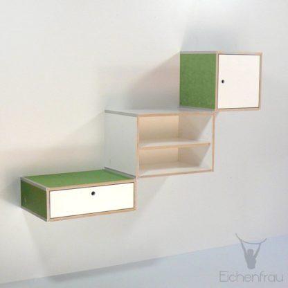 Eichenfrau Wandschrank form500-28 - Multiplex